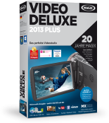 Video Deluxe 2013 Plus Verpackung