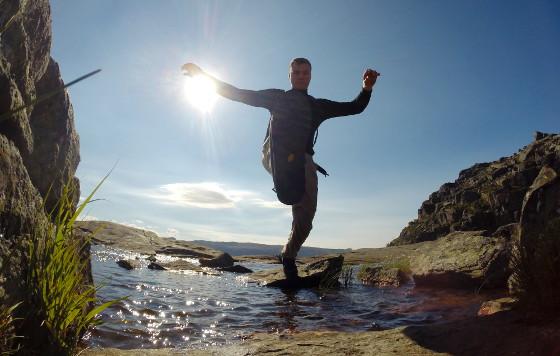 GoPro Foto Norwegen